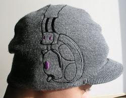 Деми шапка Giorgio Classics, двойная