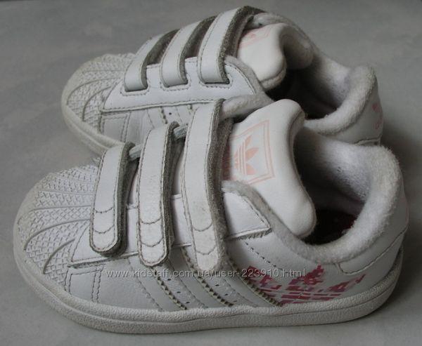 Кеды Adidas р. 6 р. 23, 14, 5 см по стельке