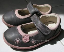Туфли Сlarks First shoes р. 5 F, 14 см по стельке