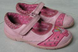 Туфли Сlarks Shoefairies р. 8 F, 16, 8 см по стельке