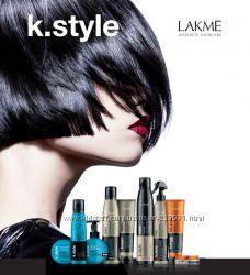 Продукция lakme k. Style для укладки