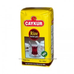 Турецкий чай Caykur Rize Turkish Black  - 500 грамм