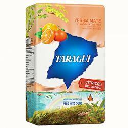 Аргентинский матэ с добавками Taragui Citricos del Litoral - 500 грамм