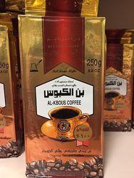 Йеменский кофе Al-Kbous средняя обжарка - 250 грамм