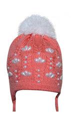 Демисезонная шапочка на девочку TM Anika Размеры - 40, 42