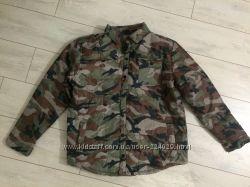 Новые куртки ветровки защитного цвета