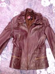Кожаная курточка по смешной цене