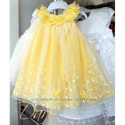 7f7acd98ccf9f63 Нарядное платье F&F р. 9-12 мес, 350 грн. Детские платья, сарафаны ...