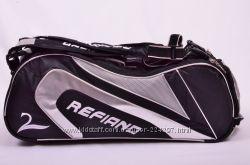 Тенисная сумка под ракетку REFIAND 22201. Многофункцыональная.