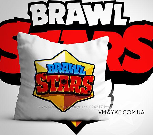 Подушка Brawl Stars