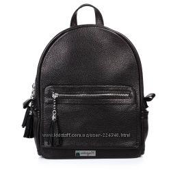 Стильный кожаный городской рюкзак Meri