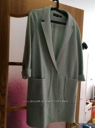 Новое пальто размер 44-46 оверсайз