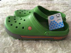 Новые Crocs оригинал размер m13