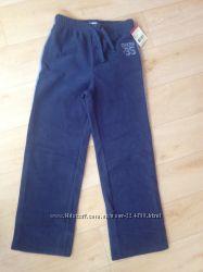Новые флисовые штаны Oshkosh  размер 10 лет.