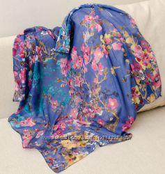 Шикарные натуральные платки, отличное качество, большой выбор