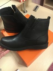 Демисезонные кожаные ботинкиTiflani  Турция   на флисе р. 39