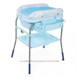 Пеленальный столик с ванночкой CHICCO Cuddle & Bubble