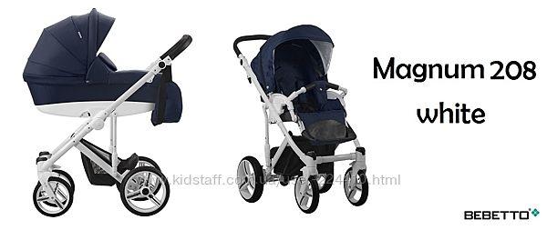 Детская универсальная коляска 2в1 Bebetto Magnum