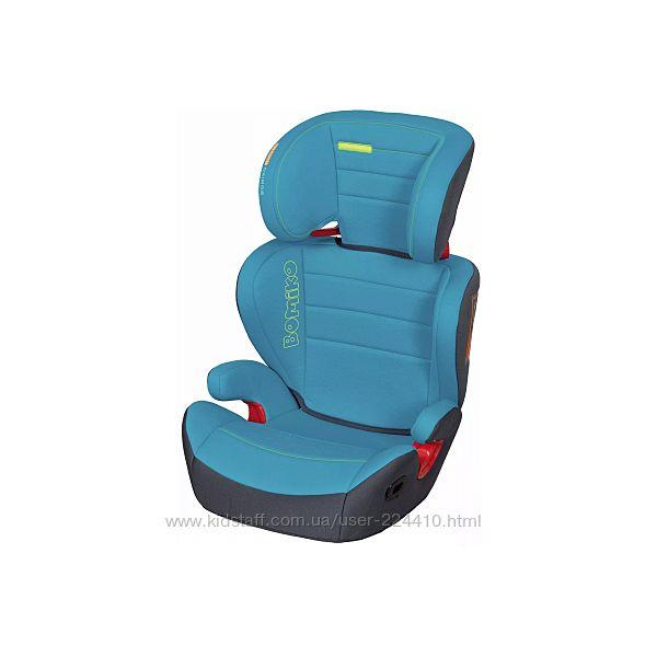 Автокресло Baby Desihg Bomiko Auto XXL группа 2-3 вес 15-36кг