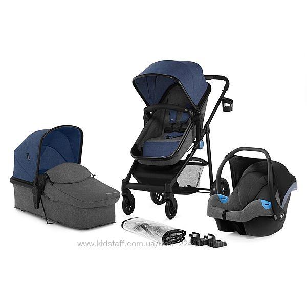 Универсальная коляска 3 в 1 Kinderkraft Juli