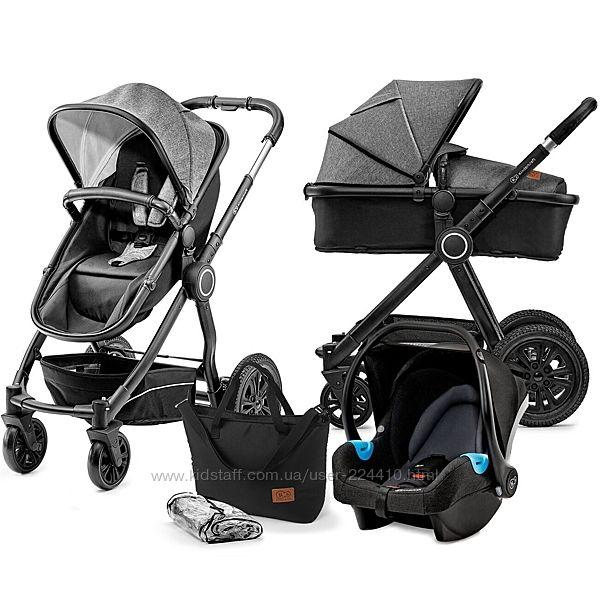 Универсальная коляска 3 в 1 Kinderkraft Veo