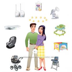 Прокат товаров для детей