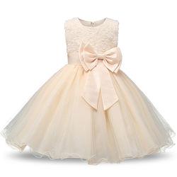 Шикарные пышные платья для девочек. 8 расцветок