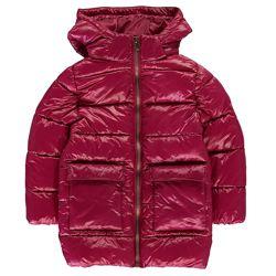 Демисезонное пальто Everlast для девочки 6-7 лет, рост 116-122