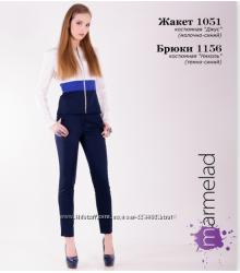 Летние брюки размер S42 укороченные
