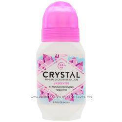 Дезодорант Crystal шариковый без запаха