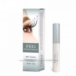 FEG Оригинал с голограммой сыворотка для роста ресниц