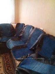 Чехлы для сидений Fiat Doblo Panorama