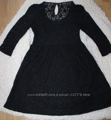 маленькое чёрное нарядное платье Atmosphere