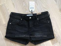 Женские джинсовые шорты Mango р. 36