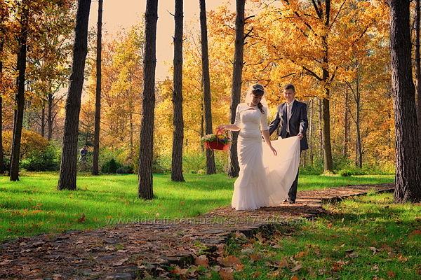 Профессиональный фотограф, видеограф. Фото-відеозйомка весілля
