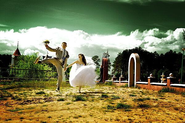 Профессиональная видео-фотосъемка свадьбы/Свадебный фотограф видео оператор