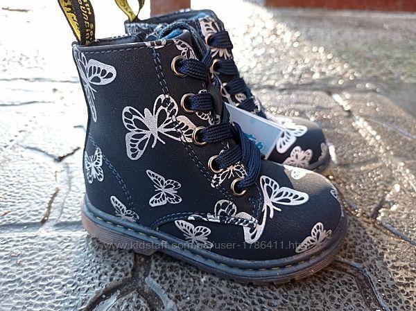 Деми ботинки на девочку р 27 28 29 30 31 32