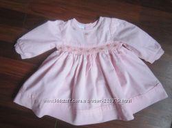 Брендовые платья для принцессы до 1 года