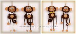 Подвеска-обезьянка