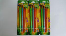 Кисточки Crayola 4шт