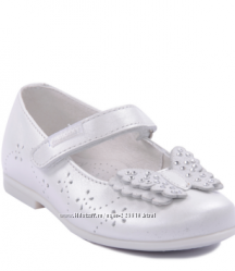Белые туфельки  PABLOSKY.