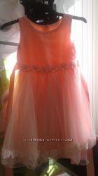 нежное платье на праздник