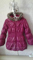 Курточка французского бренда Киаби 4-6лет