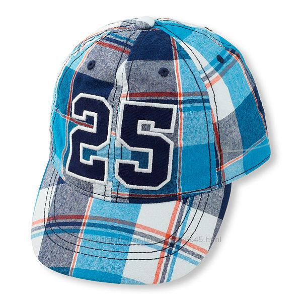 Новые кепки Children place на 4-7 лет мальчикам