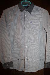 Рубашки мальчику на 12-14 лет H&M, REBEL, GEORGE