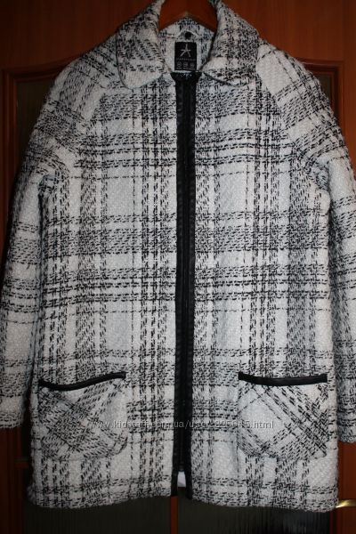 Шикарное лёгкое пальто бойфренд Atmosphere р. M-L