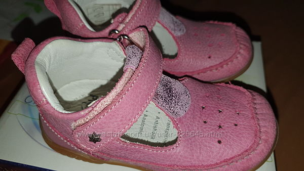Туфли, открытые ботиночки Primigi Италия 24размер