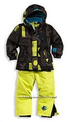 Новый зимний термо костюм куртка полукомбинезон RODEO C&A 104см