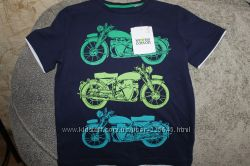 Новые футболки C&A PALOMINO из биохлопка 104, 110, 116см