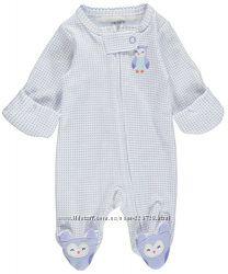 Carter&acutes Baby  Newborn, человечек Картерс для новорожденных